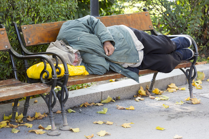 Homelessness in Seattle has soared recently.